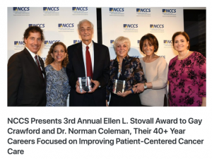 STOVALL AWARD 2018